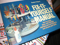 FIX-IT-YOURSELF MANUAL-REDUCED!