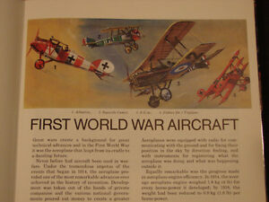 Wonderful World of Aircraft (Perfect for Little one's & parents) Belleville Belleville Area image 5