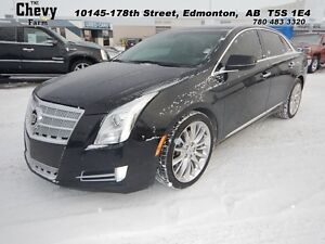 2013 Cadillac XTS PLATINUM COLLECTI   One Owner! Camera - Heated