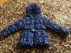 Winter jacket! Girls, worn one winter!!!