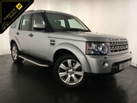 2013 63 LAND ROVER DISCOVERY 4 HSE SDV6 AUTO DIESEL 7 SEATER 1 OWNER FINANCE PX