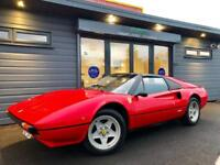 Ferrari 308 GTS Rosso Corsa **Only 27,000 Miles - Just Had Major Belt Service**