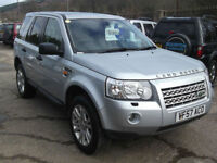 2007 57 Land Rover Freelander 2 2.2Td4 2007MY HSE
