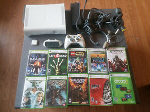 Xbox 360 with games Gatineau Ottawa / Gatineau Area image 1