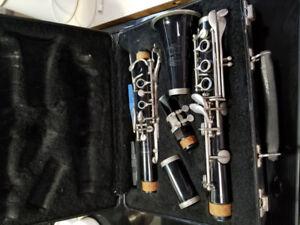 Bundy Clarinet  in great shape  $150