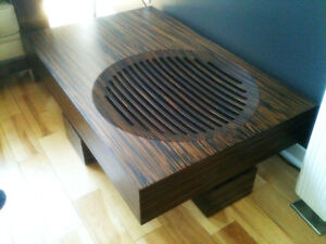 Table basse design unique