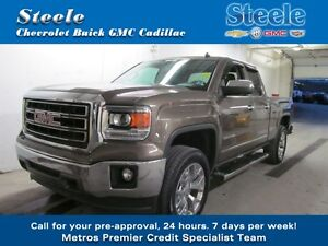 2014 GMC SIERRA 1500 SLT 5.3L Z71 Package !!!