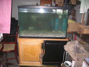salt water aquarium 90gl in Bancroft