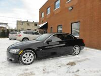 2013 BMW 3-Series 328i Convertible - Black on Red