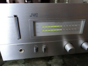 JVC A-X1 - vintage- Super A Stereo Integrated Amplifier