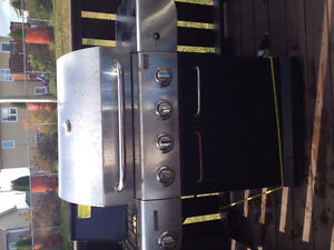 Stainless Steel BBQ For Sale