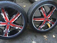 """Summer kit 20"""" wheel package"""