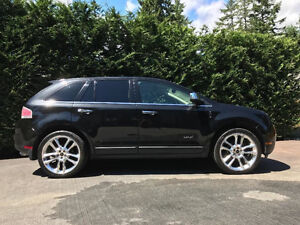 Fully Loaded Lincoln MKX - Limited
