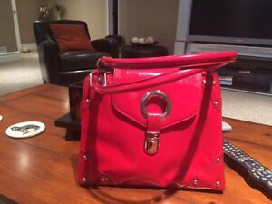 Red Patent Bag for Sale