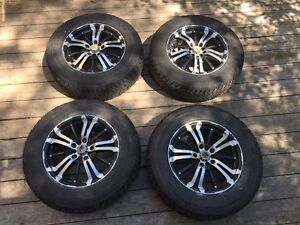 """16"""" RTX rims and tires"""