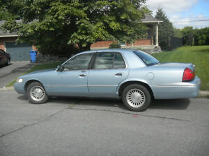 2002 Mercury Grand Marquis LS Berline