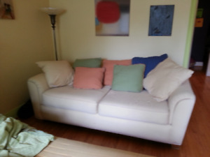 Contemporary Couch for sale - FREE