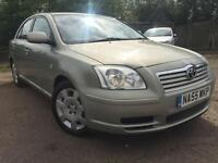 2005 Toyota Avensis 1.8 VVT-i FULL SERVICE HISTORY Colour Collection