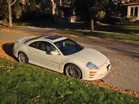 2003 Mitsubishi Eclipse GT For Sale - Great Condition!!