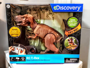 RC T-Rex: Remote Controlled Dinosaur Toy