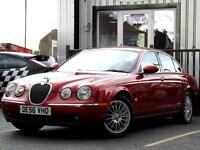 2006 Jaguar S Type 3.0 V6 SE 4dr Auto 4 door Saloon