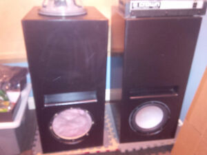 2x subwoofer Infinity Kappa 12.1 12 pouces West Island Greater Montréal image 5