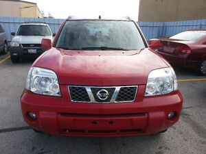 2006 Nissan Xtrail, SUV Crossover 5sp Manual 4x4