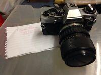 Olympus OM10 w/ 35-70mm lens