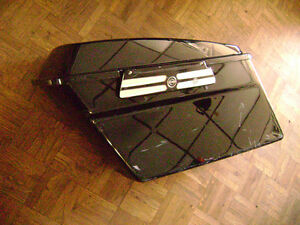Harley Davidson Left Saddlebag