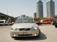2004 Volvo S80 Premium Certified, E-Tested & 3 Year Warranty