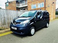 2011 Nissan NV200 1.5 dCi ( 85bhp ) SE BLACK LOW MILEAGE NO VAT