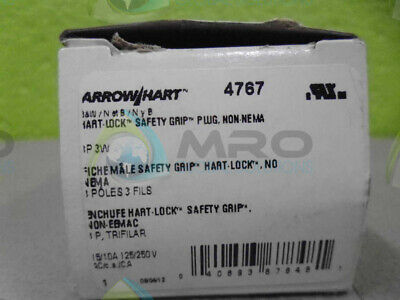 ARROWHART 4767 SAFETY GRIP PLUG *NEW IN BOX* for sale  Shipping to India