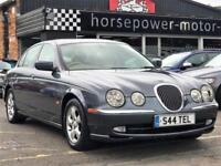 2001 Jaguar S-Type 3.0 V6 SE 4dr Petrol grey Automatic