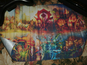 World of warcraft cloth poster