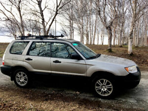 2007 Subaru Forester LLBean Special Edition - made for NL