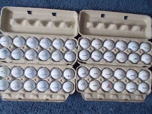 4 dozen golf balls--48 balls in total