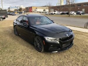 2014 BMW 335i xDrive M-PERFORMANCE I M-PACKAGE | M-SPORT