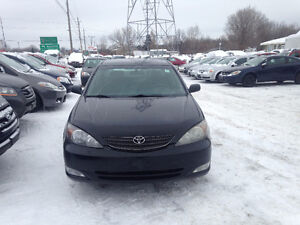2003 Toyota Camry Sedan safety and E tested for $3995