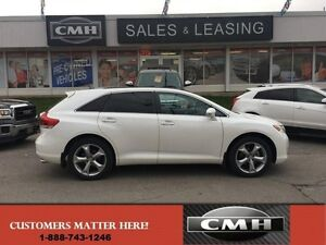 2015 Toyota Venza Base   GREAT LOW CLICKS NAV CAM *CERTIFIED*