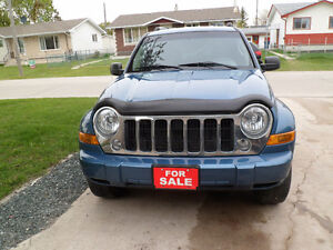 2005 Jeep Liberty Limited 4x4 SUV