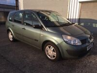 05 Renault grand scenic 1.6 dynamique 7 seater!!!!