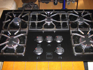 Propane Gas and/or Natural Gas Cook Top