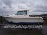 Jeanneau Merry Fisher 625 Fishing Boat
