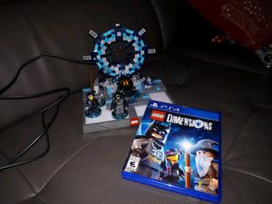 Dimensions lego pour PS4