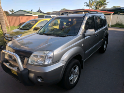 Nissan Xtrail T30 2003 with 5 Months Rego!!! (Manual) St Helens Park Campbelltown Area Preview