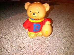 Bear Piggy Bank Belleville Belleville Area image 3