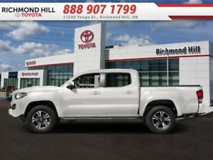 2017 Toyota Tacoma TRD Off Road  -  Navigation - 17 Inch Alloys
