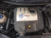 Vw polo seat Skoda Audi 1.4 tdi gearbox 5 speed 1998/2006 amf