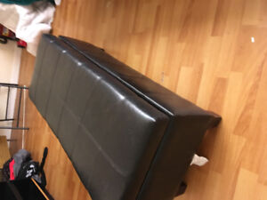 Storage bench used (Coffee table)