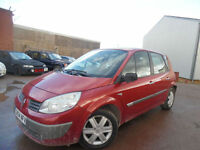 RENAULT SCENIC DYNAMIQUE 1.6 PETROL MPV